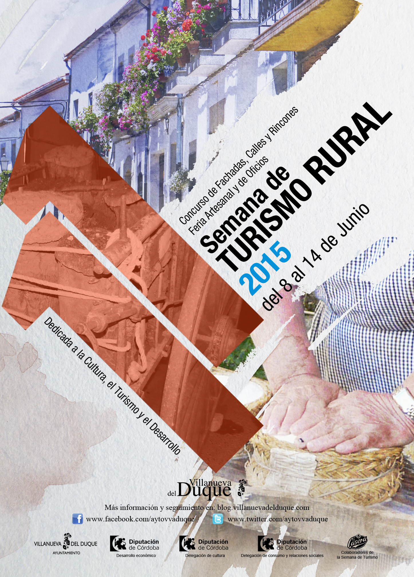 CARTEL 11 SEMANA DE TURISMO RURAL 2015 BAJA RESOLUCION